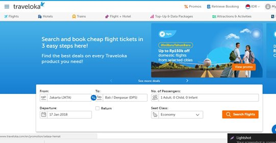 Traveloka Coupon Code 2018 For Flight Ticket