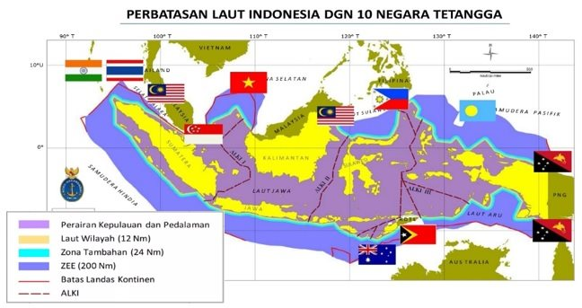 Kedaulatan Maritim, Warisan Sriwijaya untuk Indonesia [Bagian 2] : cryptonews.id