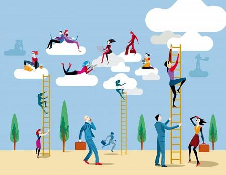 Mobilitas Sosial - Pengertian, Bentuk, Faktor Pendorong ...